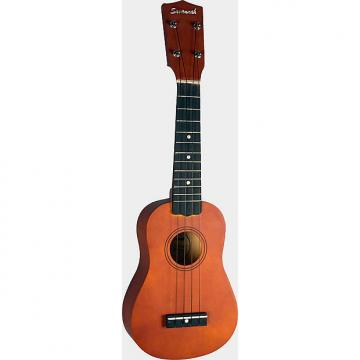 Custom Savannah SU-100 Soprano Ukulele - Natural