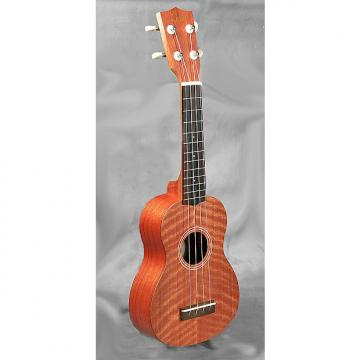 Custom Lulani Soprano  Satin Mahogany Soprano Ukulele incl Strings, Tuner, Picks