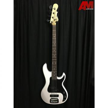 Custom G&L Tribute SB-2 White Bass