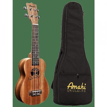 Custom Amahi UK130 Soprano Ukulele