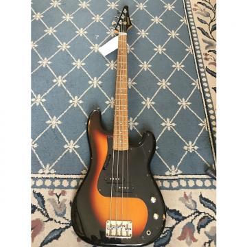 Custom Samick Precision Bass Copy circa 2010 Sunburst