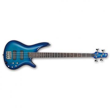Custom Ibanez SR370E SPB SR 4-String Double Cutaway Electric Bass Guitar Sapphire Blue