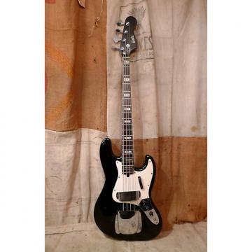 Custom Electra Jazz Bass 1970's Black