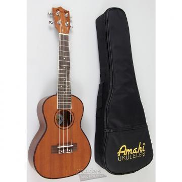 Custom Amahi UK220 Classic Series Select Mahogany Ukulele - Concert