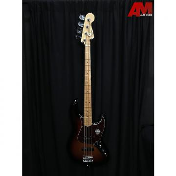 Custom Fender American Standard Jazz Bass 3 Tone Sunburst Maple Fretboard With Case