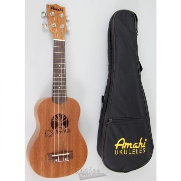 Custom Amahi UK130 Traditional Shape Soprano Ukulele