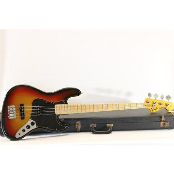 Custom Fender Jazz Bass 1974 Sunburst