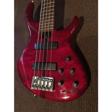 Custom Tobias Basic 5 80's Wine Red