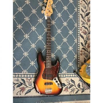 Custom Fender Jazz Bass Body (New Parts Neck) Sunburst