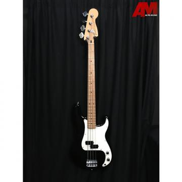 Custom Fender Standard Precision Bass Black Maple Fretboard