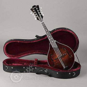 Custom Eastman 505 Mandolin A-Style Classic