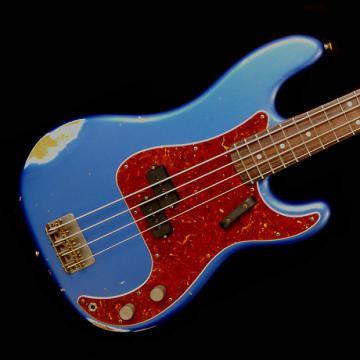 Custom Nash PB-63 Bass Guitar - Lake Placid Blue - Nash PB-63 Bass Guitar - Lake Placid Blue