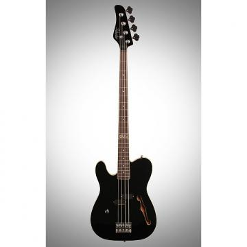 Custom Schecter dUg Pinnick Baron-H L/H Black