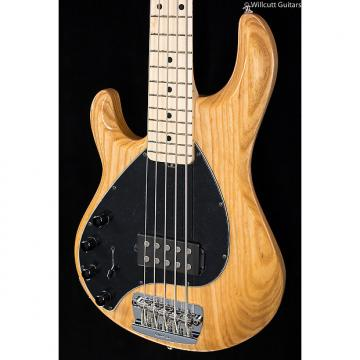 Custom Ernie Ball Music Man StingRay 5 Natural Lefty (427)