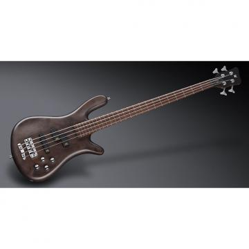Custom Warwick Pro Streamer LX 4-String Bass - Nirvana Black