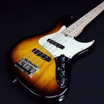 Custom Sadowsky Metro MV4-WL Will Lee Bass, 59 Burst with Case