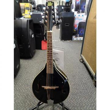Custom used Rogue SO-RMA100-BK A style mandolin black