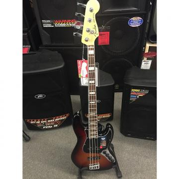 Custom Fender American Elite Jazz Bass Sunburst