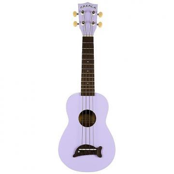 Custom Makala MK-SD/PL Soprano Ukulele, Purple