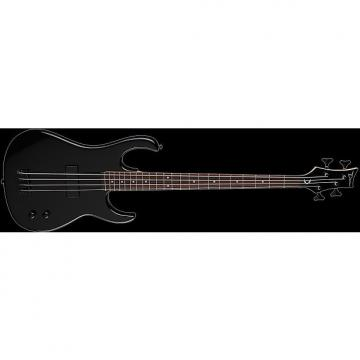 Custom DEAN Zone 4-string BASS guitar NEW Metallic Black - Bolt-on