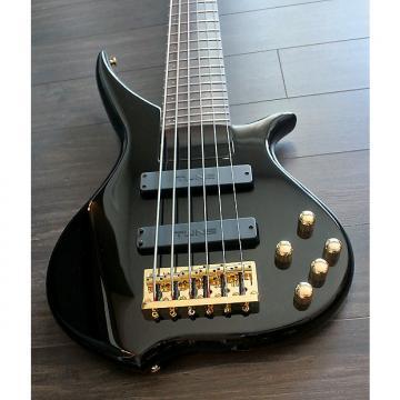Custom TUNE TWX61 SW - 6 String Bass - Black Finish - BAND NEW - Authorized Dealer