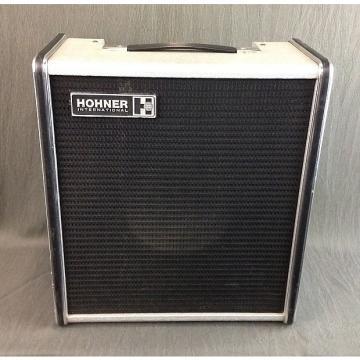 Custom Hohner 5S Silver