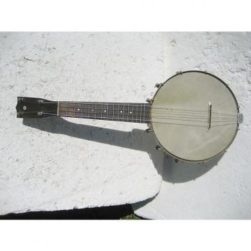 Custom Gretsch  Banjo Uke, 1920's - 30's, Made In Brooklyn, N.Y. Quality Piece