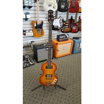 Custom Epiphone Viola Bass W/Hardshell Case