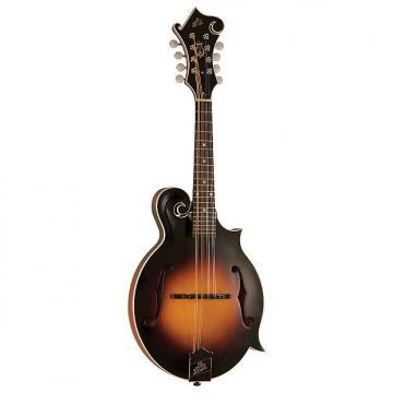 Custom The Loar LM-375 Grassroots F-Style Mandolin, Vintage Sunburst Matte