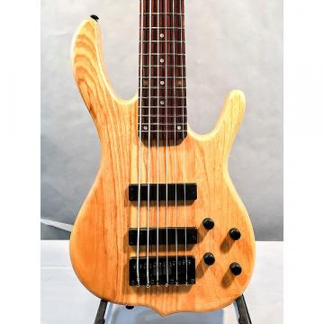 Custom KSD Burner Standard 6-String Electric Bass