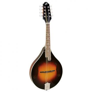 Custom The Loar LM-220 Performer A-Style Mandolin with Electronics, Vintage Sunburst