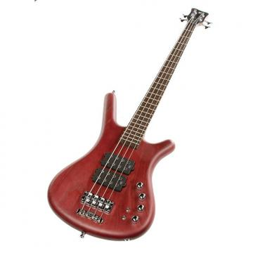Custom Warwick GPS Corvette Double Buck Bass Guitar