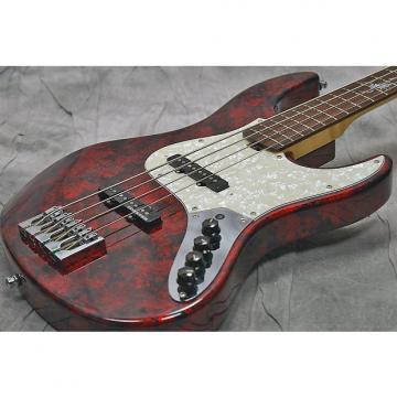 Custom ESP Honoo Volcano Red