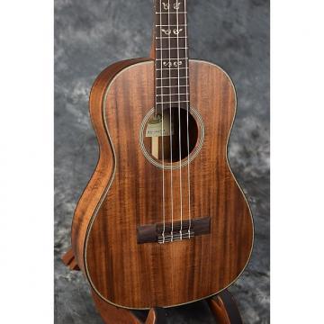 Custom Kala KA-ASAC-B All Solid Acacia Baritone Size Ukulele