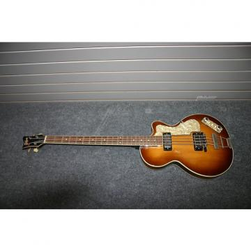 Custom Hofner Club Bass 1967 Antique Sunburst