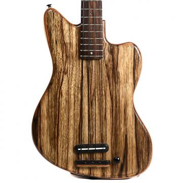 "Custom Babik ""Limba"" 4-String Bass"