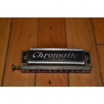 Custom Koch Chromatic pre 80s Silver