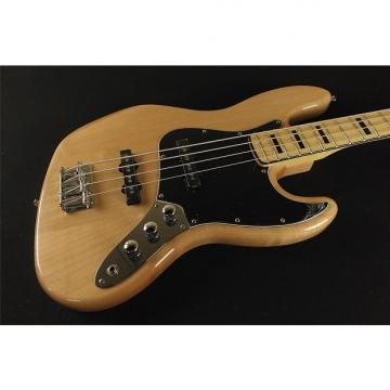 Custom Squier by Fender Vintage Modified Jazz Bass '70S - Natural (637)
