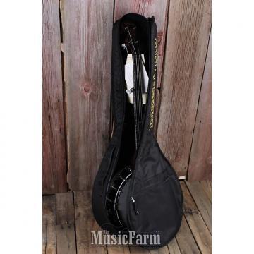 Custom Deering BGB RESONATOR Deluxe Padded Gig Bag for Resonator Banjo