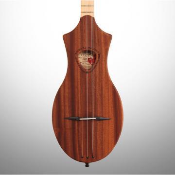 Custom Seagull Merlin Mahogany M4 Travel Acoustic Guitar