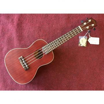 Custom Lanikai Mahogany Concert Acoustic Electric Uke