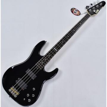 Custom ESP LTD Surveyor 414 4 String Electric Bass in Black.  Mint!