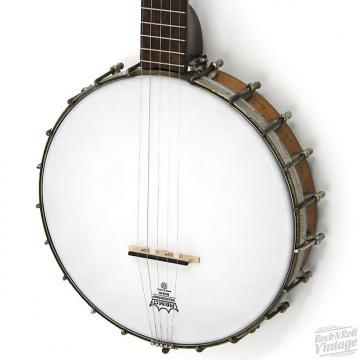 Custom 1910 Daynor Gretsch Banjo