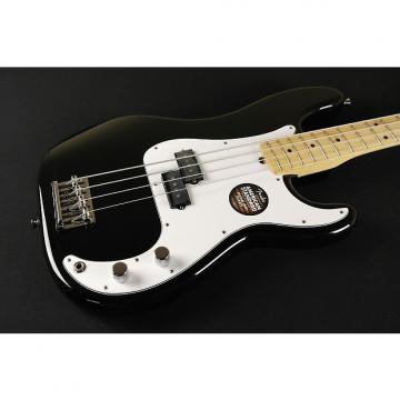 Custom Fender American Standard Precision Bass Maple Fingerboard Black 0193602706 (337)