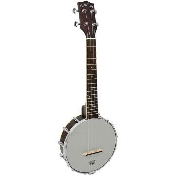 Custom Gold Tone BUS Soprano Banjo Ukulele w/ Case