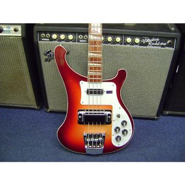 Custom Rickenbacker 4003 JG 2008 Fire Glo Electric Bass guitar