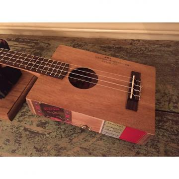 Custom Taconic Cigar Box Guitar  Tenor Ukulele - Bolivar
