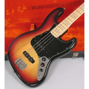 Custom Fender Jazz Bass 1974  Sunburst 4 Bolt Neck