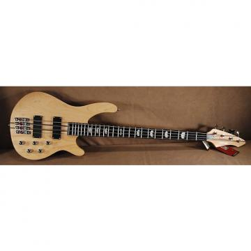 Custom Stagg BA704 A 4-String Electric Bass Guitar Natural Finish