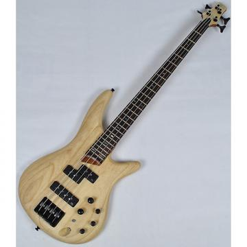 Custom Ibanez SR650-NTF SR Series Electric Bass in Natural Flat Finish B-Stock 4517